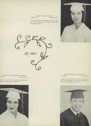 Page 17, 1955 Edition, St Marys High School - Vale Yearbook (Clarksburg, WV) online yearbook collection