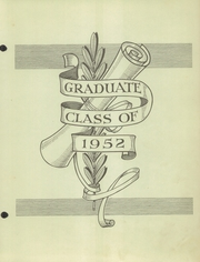 Page 13, 1952 Edition, Wallace High School - Wahischola Yearbook (Wallace, WV) online yearbook collection