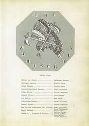 Page 7, 1957 Edition, Wallace High School - Wahischola Yearbook (Wallace, WV) online yearbook collection