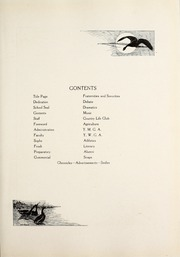 Page 15, 1927 Edition, Potomac State College - Catamount Yearbook (Keyser, WV) online yearbook collection