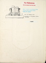 Page 2, 1927 Edition, Potomac State College - Catamount Yearbook (Keyser, WV) online yearbook collection