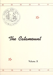 Page 5, 1948 Edition, Potomac State College - Catamount Yearbook (Keyser, WV) online yearbook collection