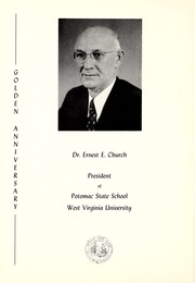 Page 12, 1952 Edition, Potomac State College - Catamount Yearbook (Keyser, WV) online yearbook collection