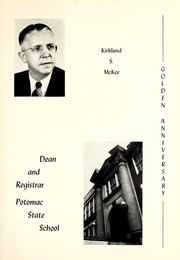 Page 13, 1952 Edition, Potomac State College - Catamount Yearbook (Keyser, WV) online yearbook collection