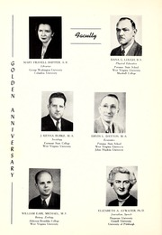 Page 14, 1952 Edition, Potomac State College - Catamount Yearbook (Keyser, WV) online yearbook collection