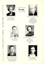 Page 16, 1952 Edition, Potomac State College - Catamount Yearbook (Keyser, WV) online yearbook collection