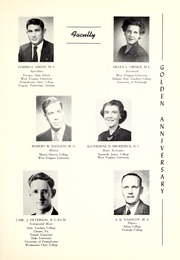 Page 17, 1952 Edition, Potomac State College - Catamount Yearbook (Keyser, WV) online yearbook collection