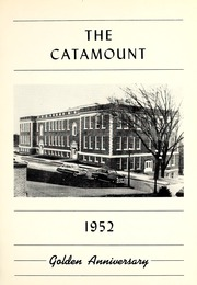 Page 7, 1952 Edition, Potomac State College - Catamount Yearbook (Keyser, WV) online yearbook collection