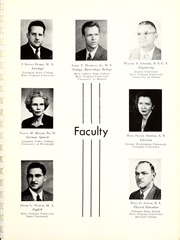 Page 11, 1953 Edition, Potomac State College - Catamount Yearbook (Keyser, WV) online yearbook collection
