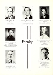 Page 12, 1953 Edition, Potomac State College - Catamount Yearbook (Keyser, WV) online yearbook collection