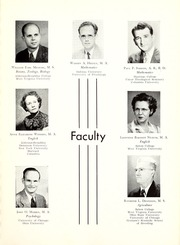 Page 13, 1953 Edition, Potomac State College - Catamount Yearbook (Keyser, WV) online yearbook collection