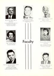 Page 14, 1953 Edition, Potomac State College - Catamount Yearbook (Keyser, WV) online yearbook collection