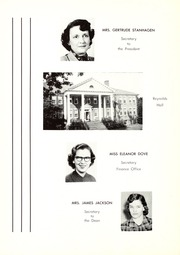 Page 16, 1953 Edition, Potomac State College - Catamount Yearbook (Keyser, WV) online yearbook collection