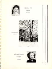 Page 17, 1953 Edition, Potomac State College - Catamount Yearbook (Keyser, WV) online yearbook collection