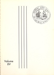 Page 3, 1953 Edition, Potomac State College - Catamount Yearbook (Keyser, WV) online yearbook collection