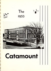 Page 5, 1953 Edition, Potomac State College - Catamount Yearbook (Keyser, WV) online yearbook collection