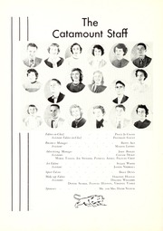 Page 6, 1953 Edition, Potomac State College - Catamount Yearbook (Keyser, WV) online yearbook collection