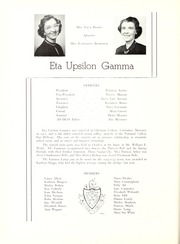 Page 68, 1954 Edition, Potomac State College - Catamount Yearbook (Keyser, WV) online yearbook collection