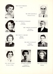 Page 12, 1958 Edition, Potomac State College - Catamount Yearbook (Keyser, WV) online yearbook collection
