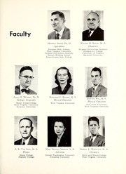 Page 13, 1958 Edition, Potomac State College - Catamount Yearbook (Keyser, WV) online yearbook collection