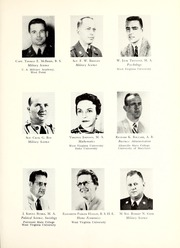 Page 15, 1958 Edition, Potomac State College - Catamount Yearbook (Keyser, WV) online yearbook collection