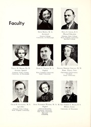 Page 16, 1958 Edition, Potomac State College - Catamount Yearbook (Keyser, WV) online yearbook collection
