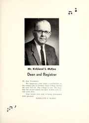 Page 9, 1958 Edition, Potomac State College - Catamount Yearbook (Keyser, WV) online yearbook collection