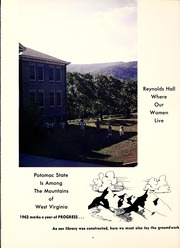 Page 10, 1962 Edition, Potomac State College - Catamount Yearbook (Keyser, WV) online yearbook collection