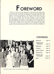 Page 16, 1962 Edition, Potomac State College - Catamount Yearbook (Keyser, WV) online yearbook collection