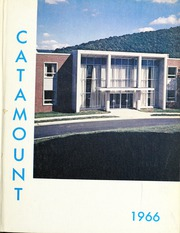 Page 1, 1966 Edition, Potomac State College - Catamount Yearbook (Keyser, WV) online yearbook collection