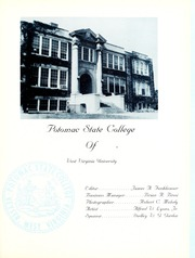 Page 5, 1966 Edition, Potomac State College - Catamount Yearbook (Keyser, WV) online yearbook collection