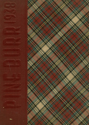 Page 1, 1938 Edition, Beaumont High School - Pine Burr Yearbook (Beaumont, TX) online yearbook collection