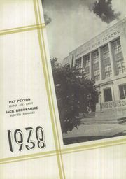 Page 6, 1938 Edition, Beaumont High School - Pine Burr Yearbook (Beaumont, TX) online yearbook collection