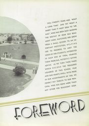 Page 9, 1938 Edition, Beaumont High School - Pine Burr Yearbook (Beaumont, TX) online yearbook collection