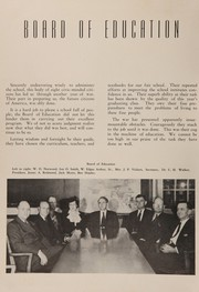 Page 14, 1945 Edition, Beaumont High School - Pine Burr Yearbook (Beaumont, TX) online yearbook collection