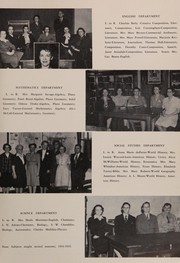 Page 15, 1945 Edition, Beaumont High School - Pine Burr Yearbook (Beaumont, TX) online yearbook collection