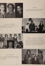 Page 16, 1945 Edition, Beaumont High School - Pine Burr Yearbook (Beaumont, TX) online yearbook collection