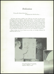 Page 10, 1956 Edition, Beaumont High School - Pine Burr Yearbook (Beaumont, TX) online yearbook collection