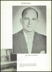 Page 11, 1956 Edition, Beaumont High School - Pine Burr Yearbook (Beaumont, TX) online yearbook collection