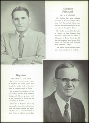Page 15, 1956 Edition, Beaumont High School - Pine Burr Yearbook (Beaumont, TX) online yearbook collection