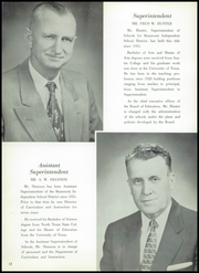 Page 16, 1956 Edition, Beaumont High School - Pine Burr Yearbook (Beaumont, TX) online yearbook collection