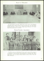 Page 17, 1956 Edition, Beaumont High School - Pine Burr Yearbook (Beaumont, TX) online yearbook collection