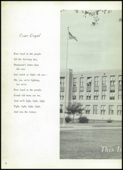Page 6, 1956 Edition, Beaumont High School - Pine Burr Yearbook (Beaumont, TX) online yearbook collection