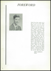 Page 8, 1956 Edition, Beaumont High School - Pine Burr Yearbook (Beaumont, TX) online yearbook collection