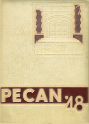 Brownwood High School - Pecan Yearbook (Brownwood, TX) online yearbook collection, 1948 Edition, Page 1