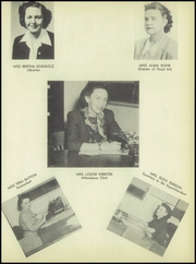 Page 11, 1948 Edition, Brownwood High School - Pecan Yearbook (Brownwood, TX) online yearbook collection