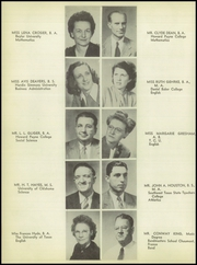 Page 12, 1948 Edition, Brownwood High School - Pecan Yearbook (Brownwood, TX) online yearbook collection