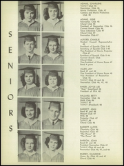 Page 16, 1948 Edition, Brownwood High School - Pecan Yearbook (Brownwood, TX) online yearbook collection