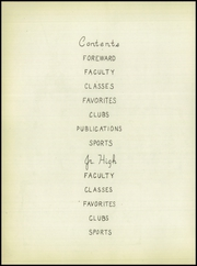 Page 6, 1948 Edition, Brownwood High School - Pecan Yearbook (Brownwood, TX) online yearbook collection