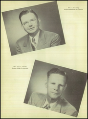 Page 10, 1950 Edition, Brownwood High School - Pecan Yearbook (Brownwood, TX) online yearbook collection